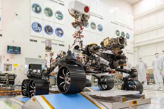 NASA công bố kế hoạch phóng tàu thăm dò Sao Hỏa mới