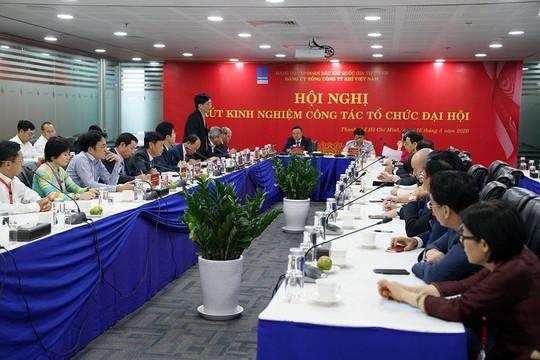 Đảng bộ Tập đoàn Dầu khí Quốc gia Việt Nam - Sẵn sàng cho ngày hội lớn