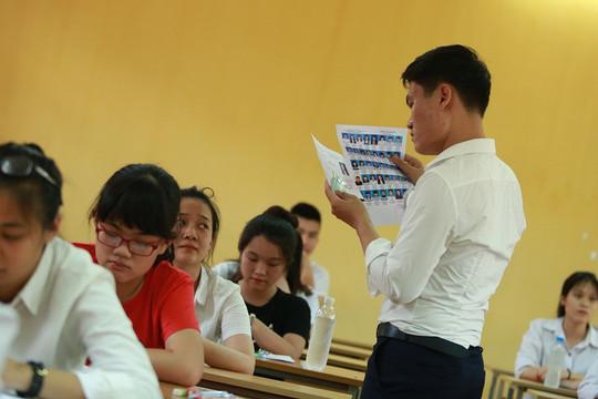 Bảo đảm an toàn sức khỏe cho học sinh, phụ huynh và giáo viên tại kỳ thi tốt nghiệp THPT