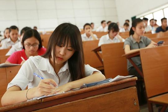 Bộ trưởng Bộ GD-ĐT đề xuất thi tốt nghiệp THPT thành 2 đợt