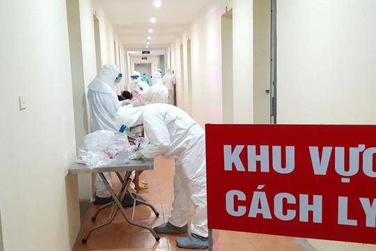 Thêm 10 ca mắc Covid-19 liên quan đến Bệnh viện Đà Nẵng