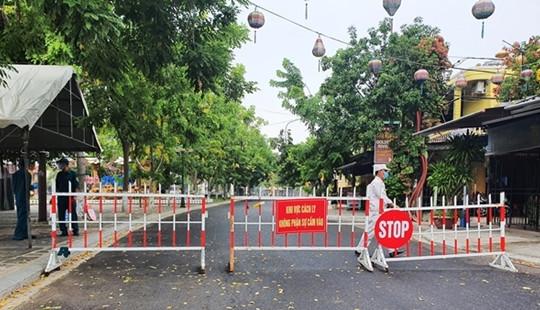 Đối tượng trốn cách ly ở Quảng Nam được tìm thấy ở Đà Nẵng