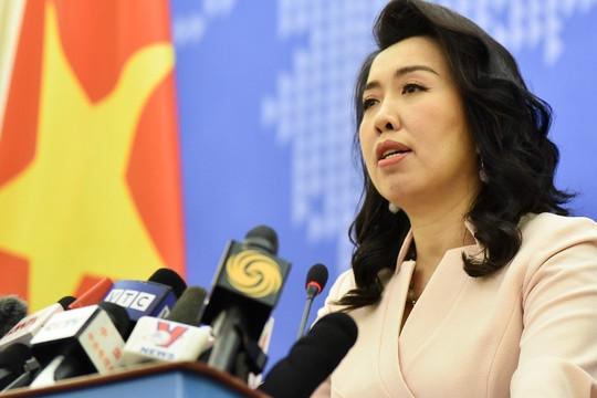 """Việc Trung Quốc đưa Hoàng Sa vào quy định mới về hàng hải là """"vô giá trị"""""""