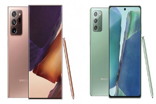 SamSung ra mắt bộ đôi Galaxy Note 20 và Note 20 Ultra với giá từ 24 triệu đồng