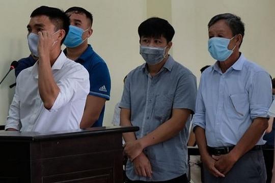 5 bị cáo nguyên là cán bộ, công chức UBND TP Thanh Hóa hầu tòa
