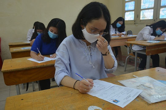 Bộ GD-ĐT công bố đáp án và thang điểm chấm môn Ngữ văn kỳ thi tốt nghiệp THPT