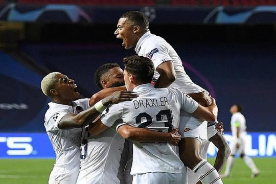 Ngược dòng kịch tính, PSG vào bán kết Champions League