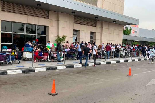 Vietnam Airlines đưa hơn 340 công dân Việt Nam về nước an toàn