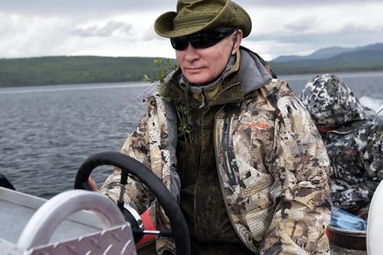 Nga công bố thu nhập năm 2019 của Tổng thống Putin