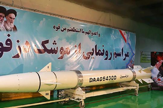 Hội đồng Bảo an bác bỏ đề xuất của Mỹ gia hạn cấm vận vũ khí Iran