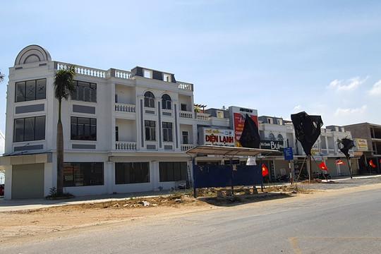 Tổng Công ty Hưng Đô bị xử phạt, buộc dừng thi công vì xây dựng sai phép