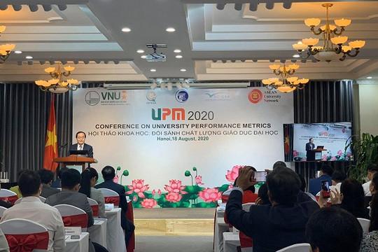 Việt Nam phát triển hệ thống xếp hạng đối sánh đại học