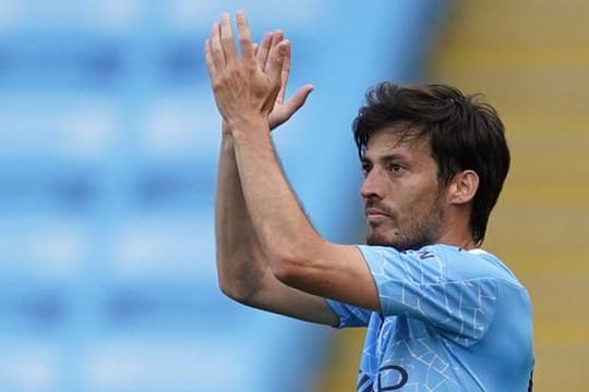 David Silva khoác áo Real Sociedad sau khi rời Manchester City