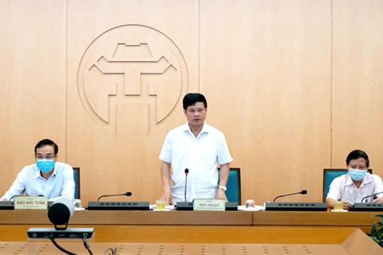 Hà Nội: Thêm 1 ca dương tính Sars-Cov-2 ở Phú Thọ về viện E khám bệnh, đến nhà người thân tại Cổ Nhuế