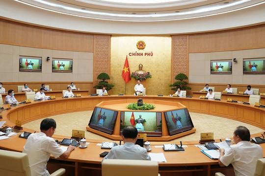 Thủ tướng: Các Bộ trưởng phải thể hiện trách nhiệm trước nhân dân và đất nước