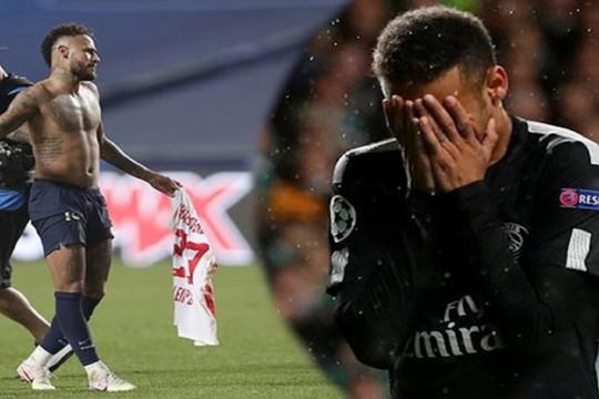 PSG nguy to: Neymar có thể bị cấm đá chung kết Champions League
