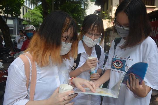 Trường ĐH Sư phạm Hà Nội công bố điểm xét tuyển thẳng