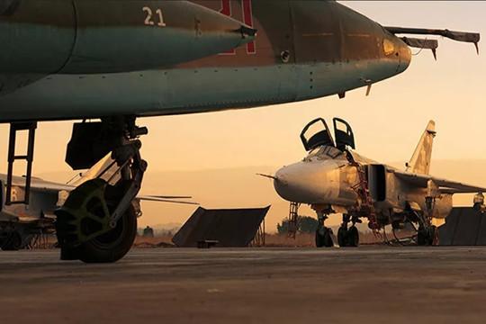 Nga - Syria thỏa thuận mở rộng căn cứ quân sự ở Hmeimim