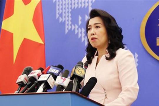 Việt Nam lên tiếng việc Trung Quốc đưa oanh tạc cơ H-6J ra Hoàng Sa