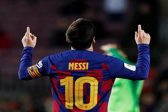 Messi nói với HLV Koeman về ý định rời Barca