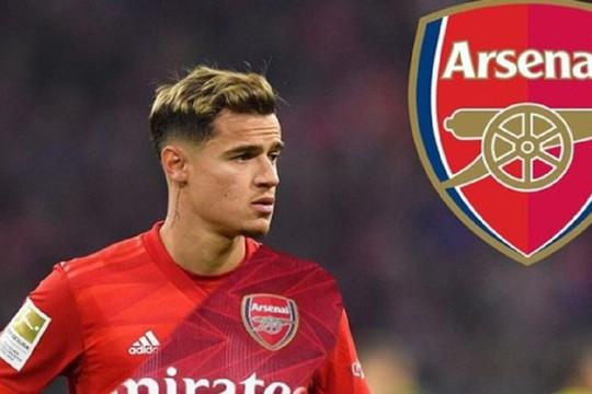 Coutinho chính thức lên tiếng về tin đồn đến Arsenal