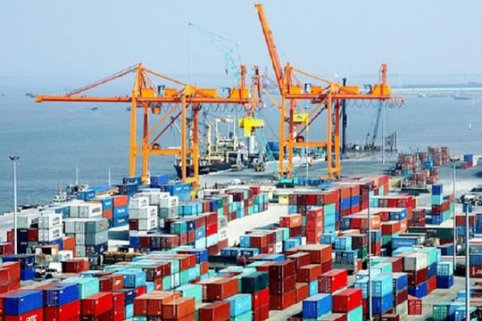 Nửa đầu tháng 8, tổng trị giá xuất nhập khẩu cả nước đạt hơn 310 tỷ USD
