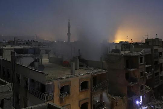 Nổ đường ống dẫn khí đốt khiến cả Syria mất điện