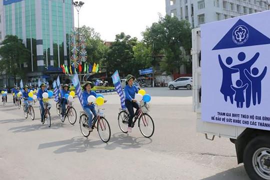 BHXH Việt Nam tăng cường công tác truyền thông chính sách BHXH, BHYT