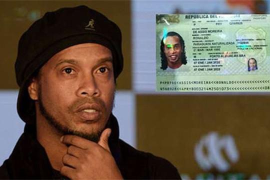 Ronaldinho chính thức được thả tự do sau 5 tháng ngồi tù
