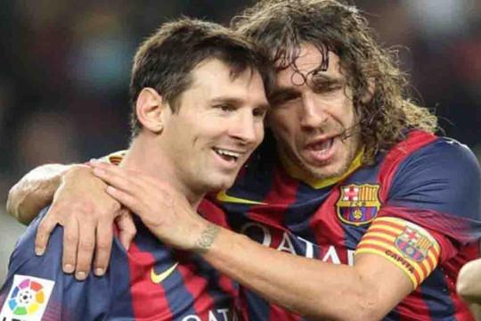 Huyền thoại sống của Barca viết lời chia tay Messi