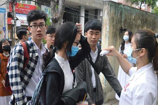 Đà Nẵng: Tổ chức xét nghiệm SARS-CoV-2 phục vụ kỳ thi tốt nghiệp THPT