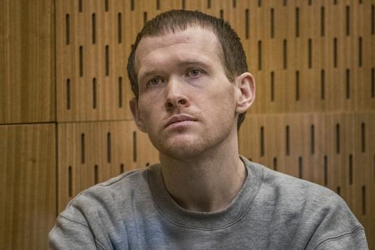 Kẻ xả súng kinh hoàng tại nhà thờ Hồi giáo New Zealand nhận án tù chung thân