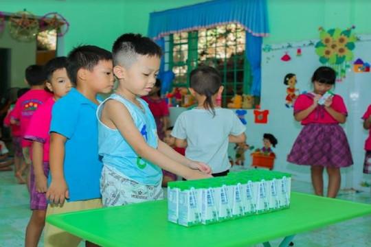 Chương trình sữa học đường sẵn sàng các phương án cho ngày tựu trường năm học mới