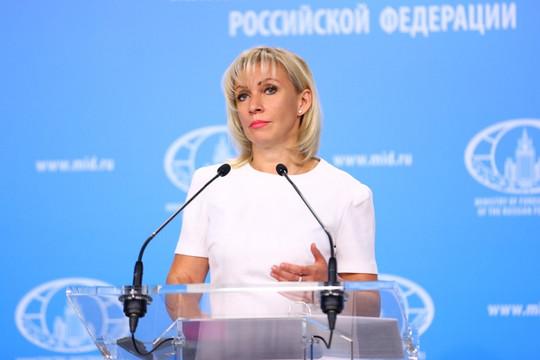 """Nga gửi lời chúc hòa bình, thịnh vượng đến """"những người bạn Việt Nam"""""""