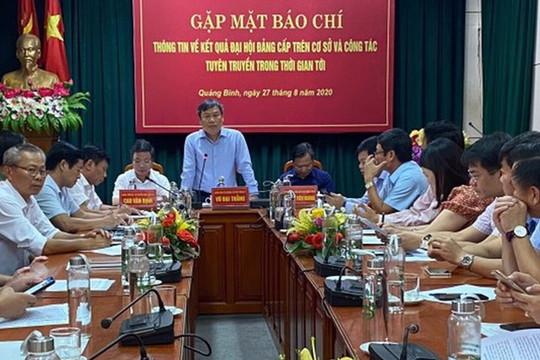 """""""Lùm xùm"""" việc chi hơn 2 tỉ mua cặp da tặng đại biểu và khách mời ở Quảng Bình"""