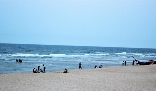 Quảng Nam: Từ ngày 1/9, bãi biển ở TP Tam Kỳ hoạt động trở lại