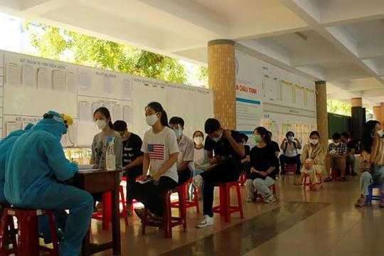 Hơn 10.000 thí sinh thi tốt nghiệp THPT ở Đà Nẵng âm tính với COVID-19