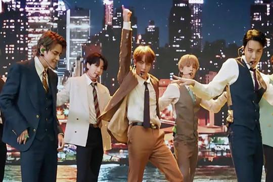Dynamite của BTS chính thức là Quán quân của BXH Billboard Hot 100