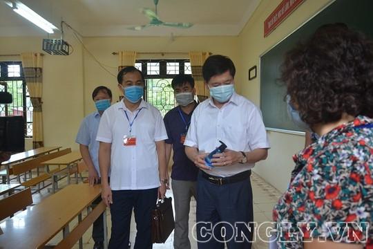 280 thí sinh của Lạng Sơn sẽ tham dự kỳ thi tốt nghiệp THPT đợt 2