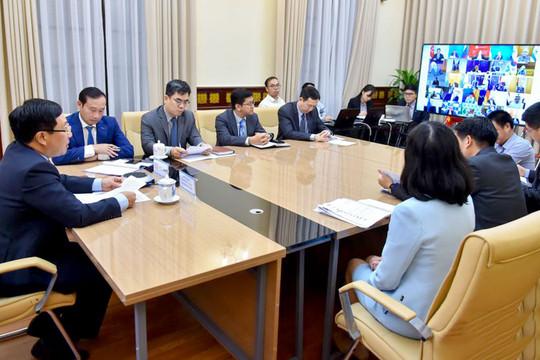 Hội nghị Bộ trưởng Ngoại giao G20: Việt Nam chia sẻ các biện pháp tăng cường hợp tác qua biên giới