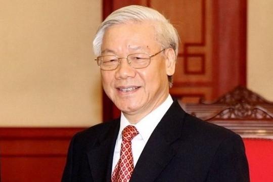 Tổng Bí thư, Chủ tịch nước Nguyễn Phú Trọng gửi thư cho ngành giáo dục nhân dịp khai giảng