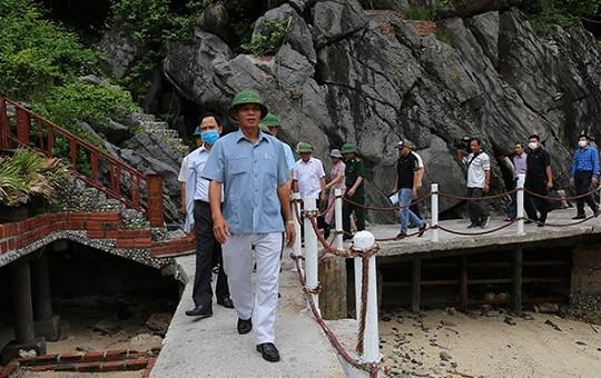 Chủ tịch TP Hải Phòng chỉ đạo xử lý hàng loạt vi phạm đất đai, xây dựng