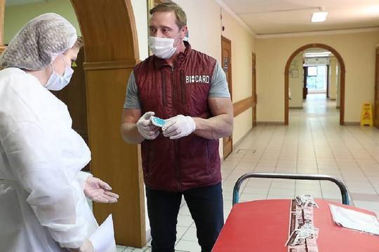 Moscow nhận được lô vaccine ngừa COVID-19 đầu tiên