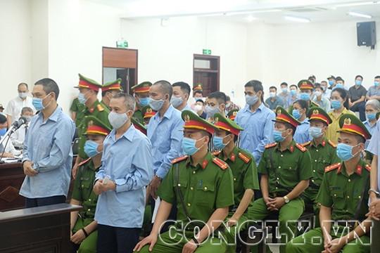 29 bị cáo trong vụ án xảy ra tại Đồng Tâm hầu toà