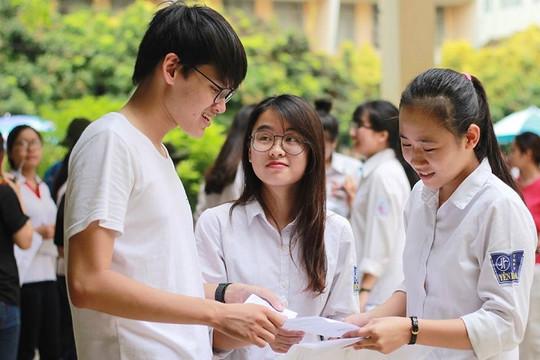 Công bố điểm nhận hồ sơ ĐKXT của các trường thành viên thuộc ĐH Quốc gia Hà Nội