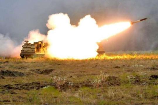 Mỹ thử nghiệm hệ thống tên lửa phóng loạt mới ở Estonia