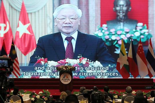 Phát biểu của Tổng Bí thư, Chủ tịch nước Nguyễn Phú Trọng tại Đại hội đồng AIPA 41