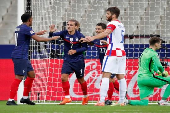 Pháp vs Croatia: Tái hiện chung kết World Cup 2018