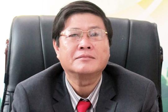Khởi tố nguyên Chủ tịch UBND huyện Đông Hòa
