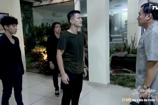 """""""Lựa chọn số phận"""" tập 57: Đức nghi ngờ ông Lộc sai người gây tai nạn cho Bích"""